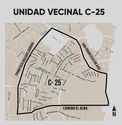 Unidad vecinal C-25